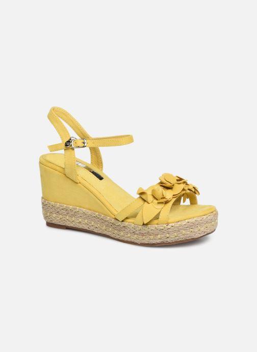 Sandales et nu-pieds Xti 35040 Jaune vue détail/paire