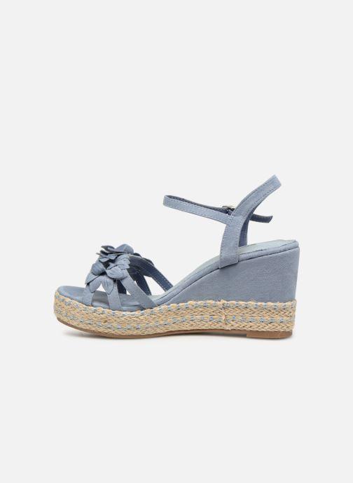 Sandals Xti 35040 Blue front view