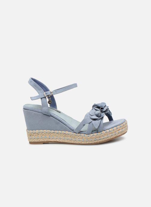 Sandals Xti 35040 Blue back view