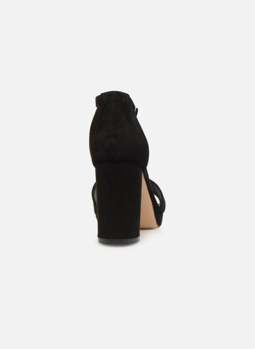 Sandales et nu-pieds Xti 35047 Noir vue droite