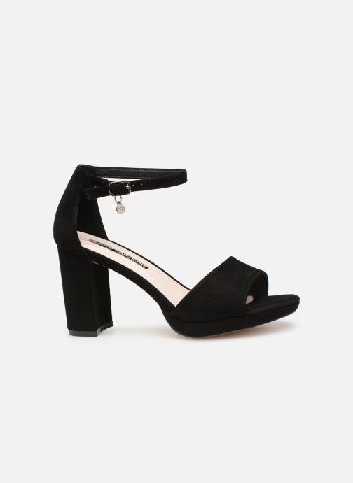Sandales et nu-pieds Xti 35047 Noir vue derrière