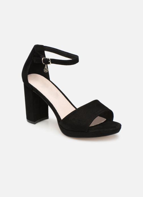 Sandales et nu-pieds Xti 35047 Noir vue détail/paire