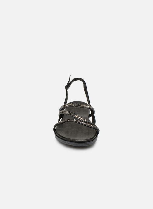 Sandales et nu-pieds Xti 48818 Noir vue portées chaussures