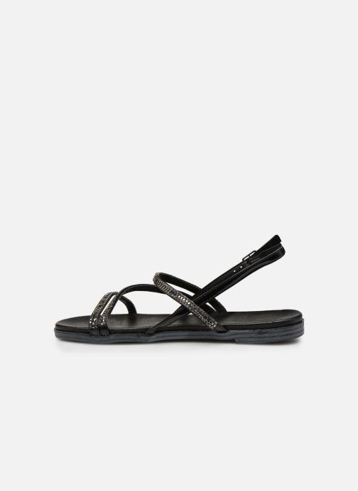 Sandales et nu-pieds Xti 48818 Noir vue face
