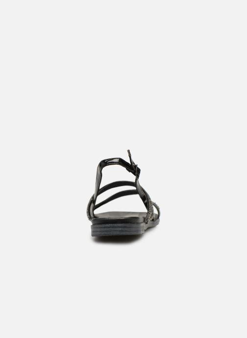 Sandales et nu-pieds Xti 48818 Noir vue droite