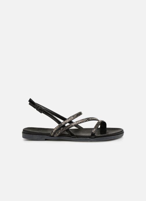 Sandales et nu-pieds Xti 48818 Noir vue derrière