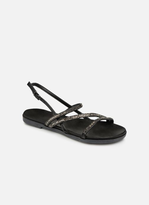 Sandaler Xti 48818 Sort detaljeret billede af skoene