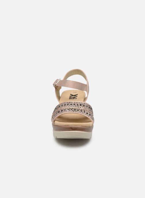 Sandales et nu-pieds Xti 48860 Beige vue portées chaussures