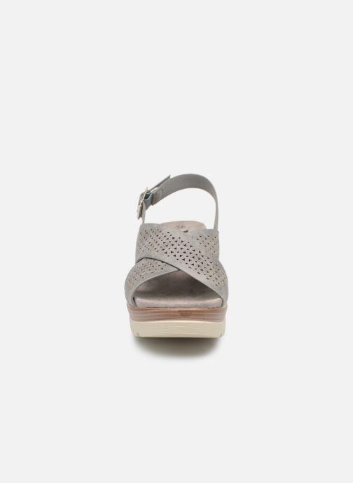 Sandals Xti 48862 Grey model view