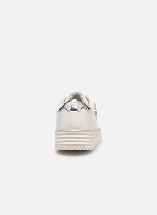 Baskets Xti 48894 Blanc vue droite