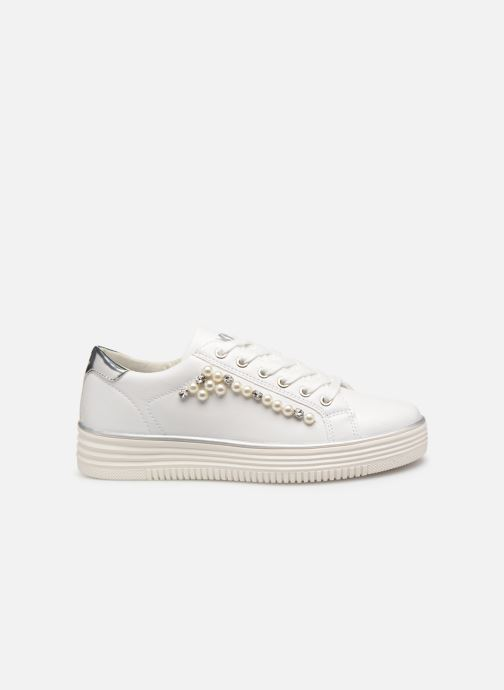 Sneaker Xti 48894 weiß ansicht von hinten