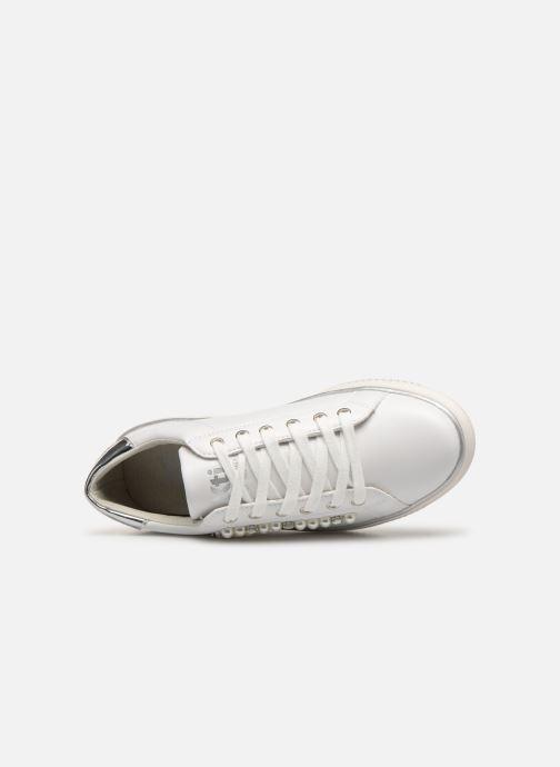Sneaker Xti 48894 weiß ansicht von links