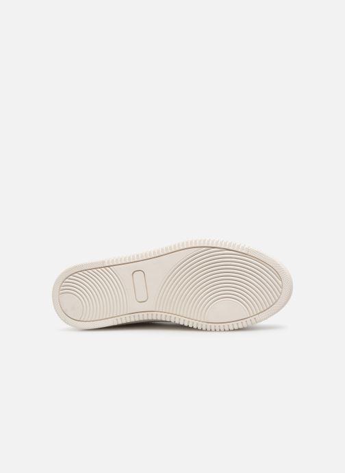 Baskets Xti 48894 Blanc vue haut
