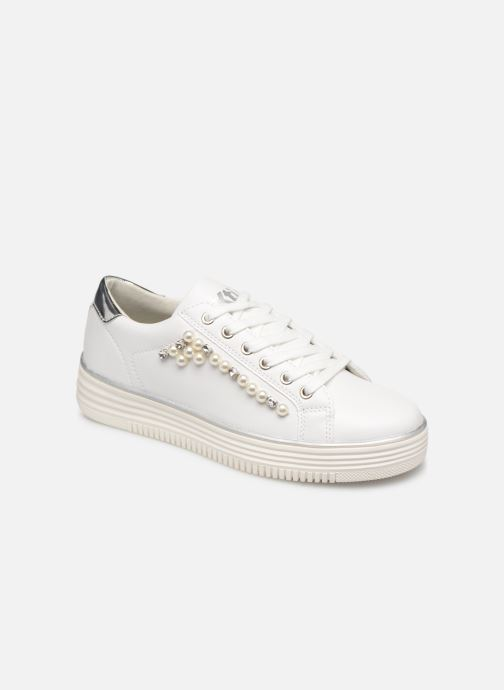 Trainers Xti 48894 White detailed view/ Pair view