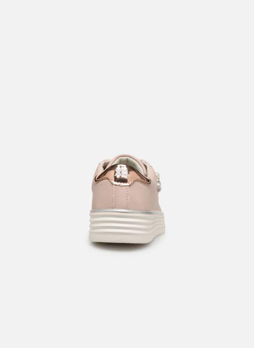 Sneaker Xti 48894 beige ansicht von rechts