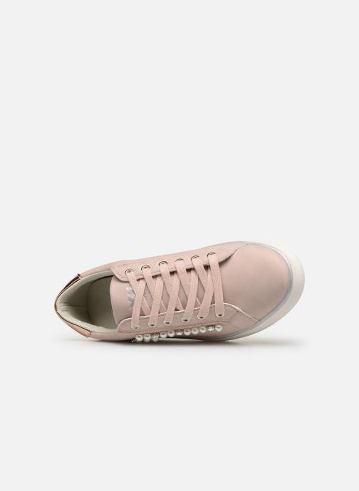 Sneaker Xti 48894 beige ansicht von links