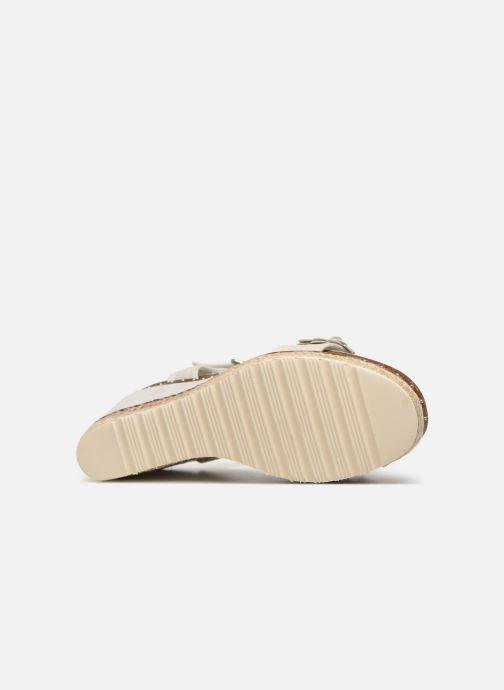 Sandalias Xti 48921 Blanco vista de arriba