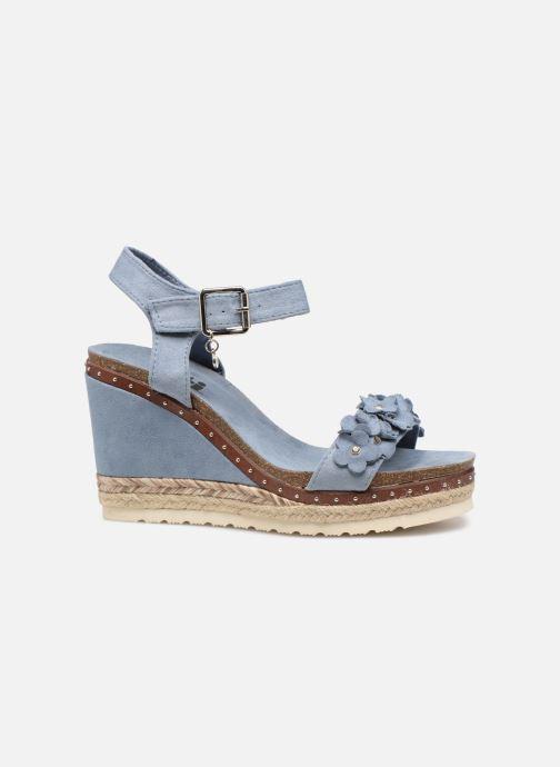 Sandales et nu-pieds Xti 48921 Bleu vue derrière