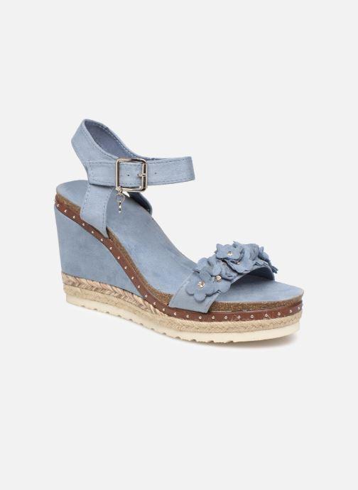 Sandales et nu-pieds Xti 48921 Bleu vue détail/paire