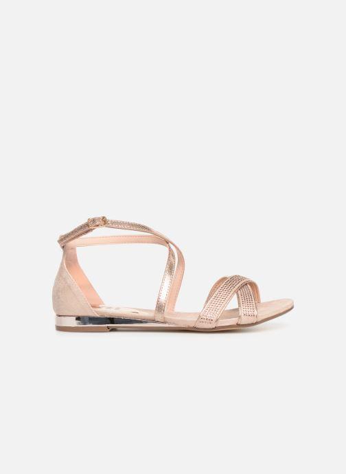 Sandales et nu-pieds Xti 48986 Rose vue derrière
