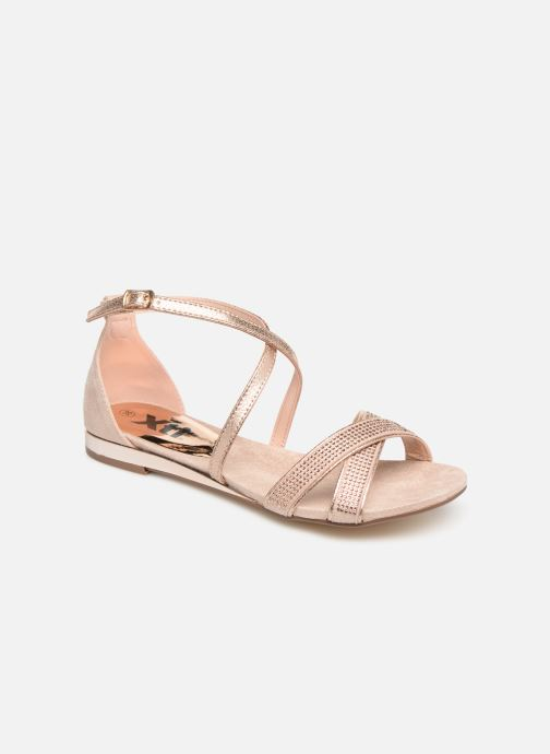 Sandals Xti 48986 Pink detailed view/ Pair view