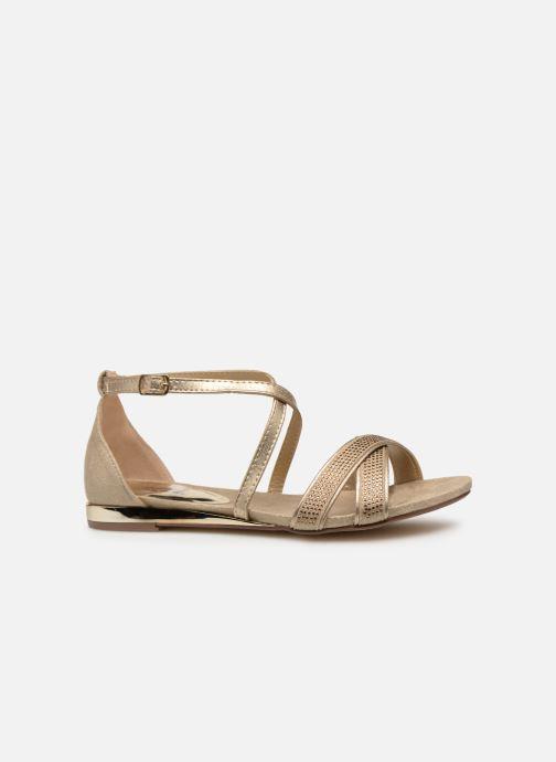 Sandales et nu-pieds Xti 48986 Beige vue derrière