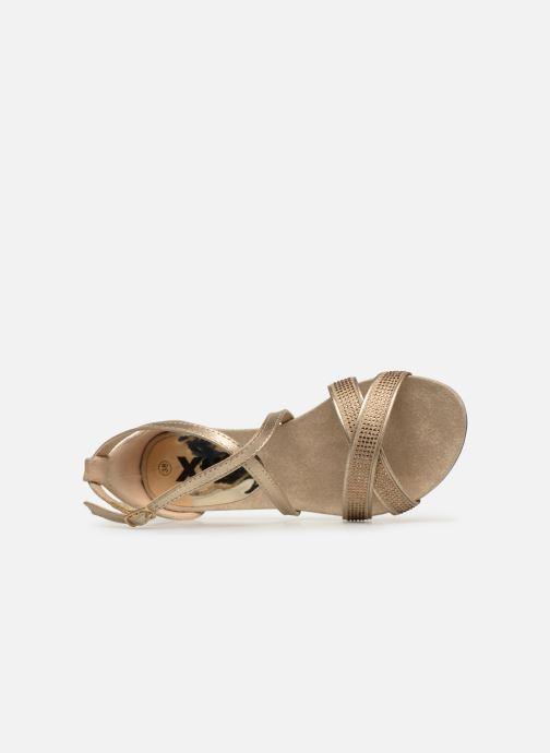 Sandales et nu-pieds Xti 48986 Beige vue gauche