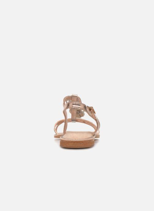 Sandales et nu-pieds Xti 48995 Rose vue droite
