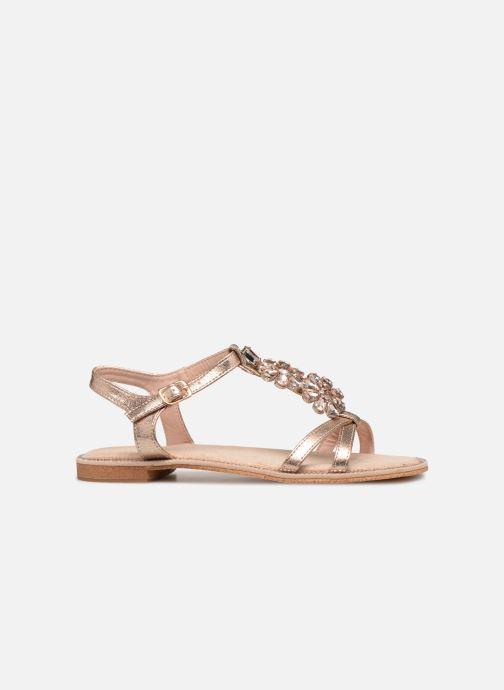 Sandales et nu-pieds Xti 48995 Rose vue derrière