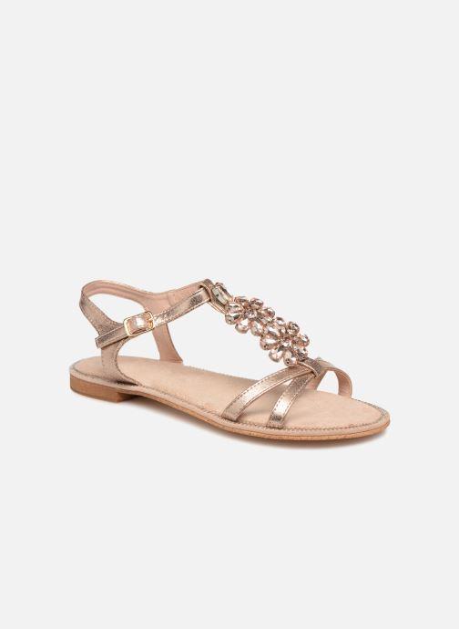 Sandales et nu-pieds Xti 48995 Rose vue détail/paire