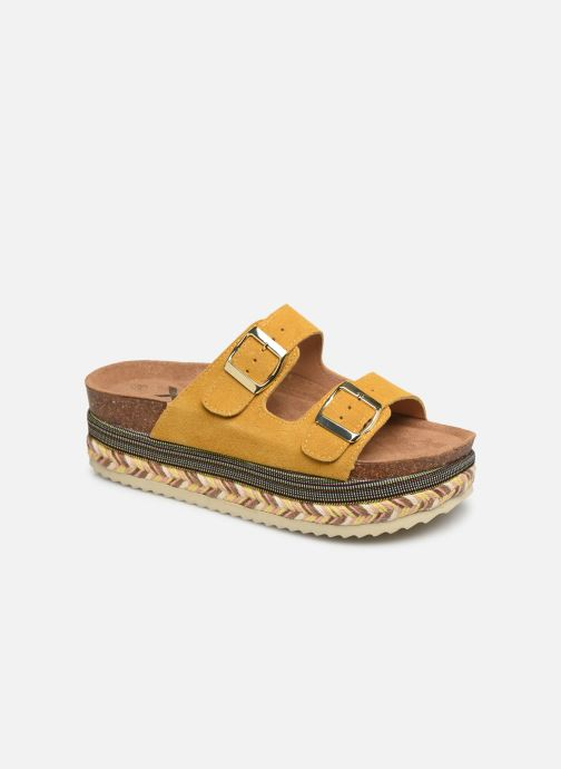 Mules & clogs Xti 49052 Yellow detailed view/ Pair view