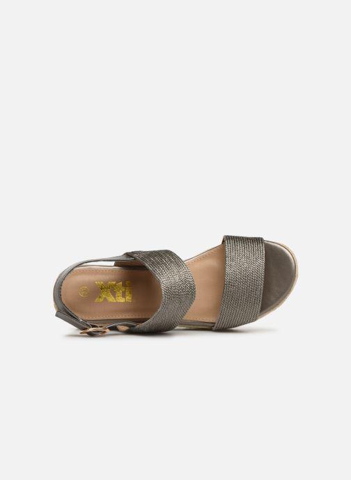 Sandales et nu-pieds Xti 49065 Gris vue gauche