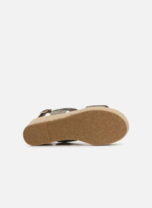 Sandales et nu-pieds Xti 49065 Gris vue haut
