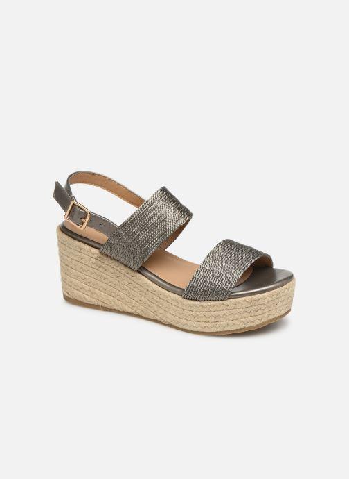 Sandales et nu-pieds Xti 49065 Gris vue détail/paire