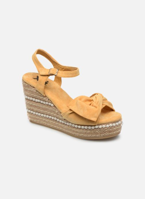 Sandales et nu-pieds Xti 49073 Jaune vue détail/paire