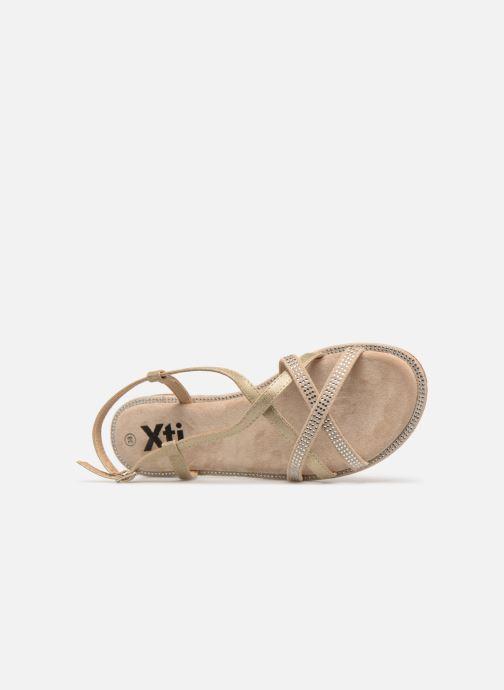 Sandali e scarpe aperte Xti 49082 Beige immagine sinistra