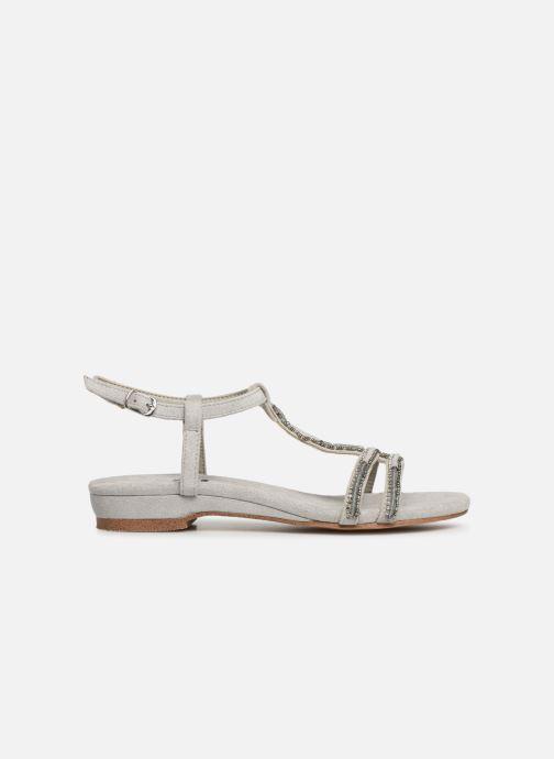 Sandalen Xti 49087 Zilver achterkant