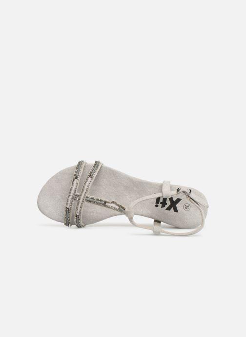 Sandalen Xti 49087 Zilver links