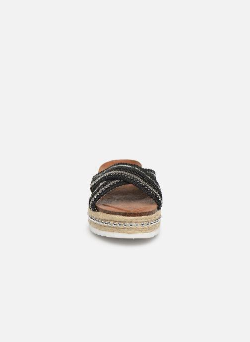 Mules et sabots Xti 49102 Noir vue portées chaussures