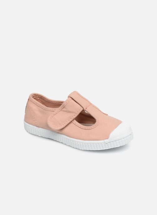 Sneaker Cienta Pilou beige detaillierte ansicht/modell
