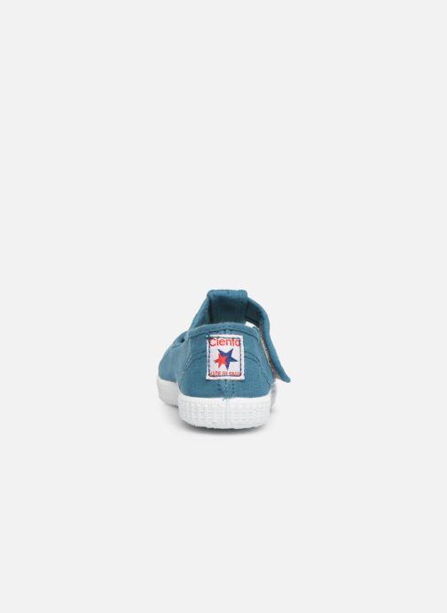 Sneakers Cienta Pilou Blauw rechts