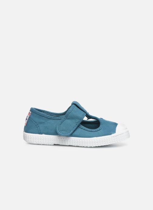 Sneakers Cienta Pilou Blauw achterkant