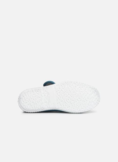 Sneakers Cienta Pilou Blauw boven