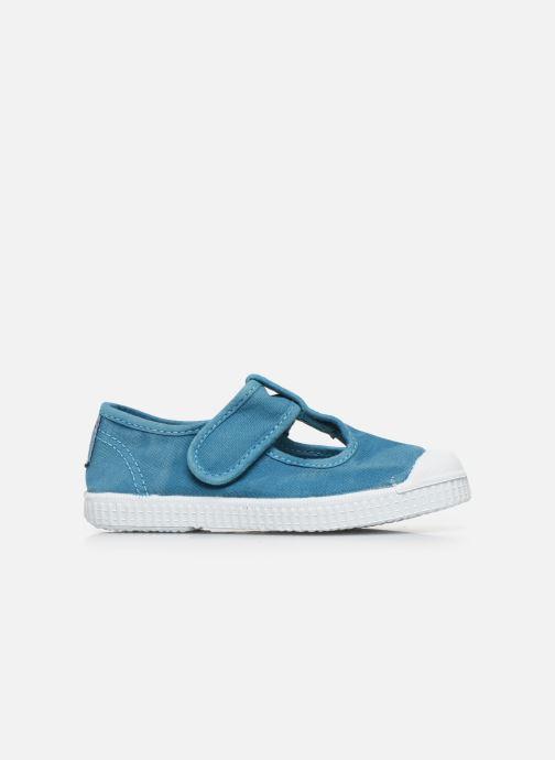 Sneakers Cienta Pilou Azzurro immagine posteriore