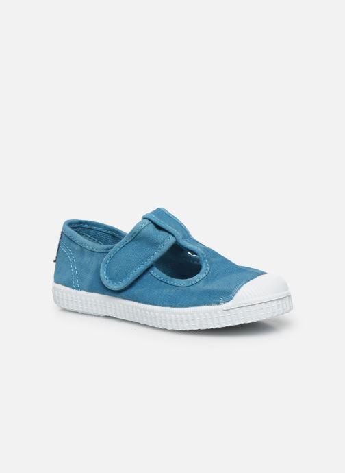 Sneaker Cienta Pilou blau detaillierte ansicht/modell