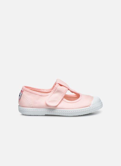 Sneaker Cienta Pilou rosa ansicht von hinten