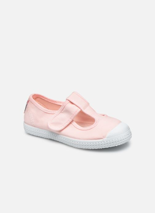 Sneaker Cienta Pilou rosa detaillierte ansicht/modell