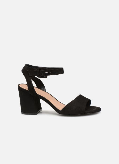 Sandales et nu-pieds ONLY onlAMANDA HEELED SANDAL Noir vue derrière