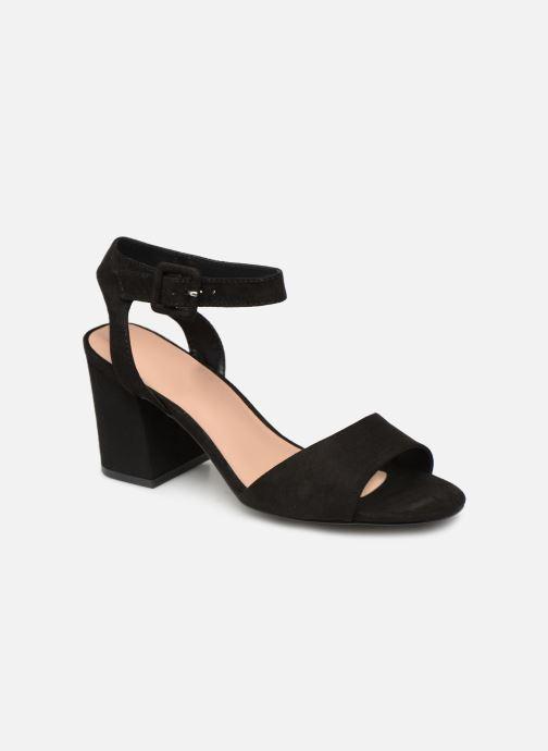 Sandales et nu-pieds ONLY onlAMANDA HEELED SANDAL Noir vue détail/paire