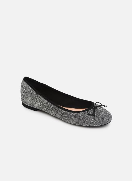 Ballet pumps ONLY onlBEE SHIMMER BALLERINA Silver detailed view/ Pair view